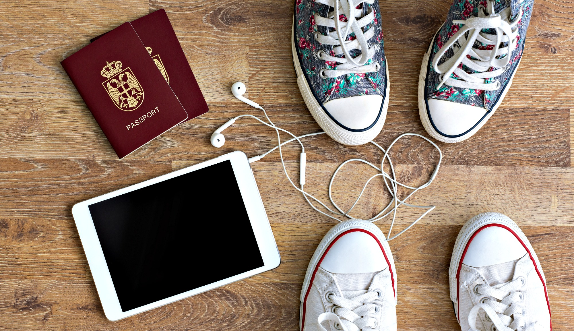 Travel Bloggers Reveal 21 of their Most Comfortable Shoes