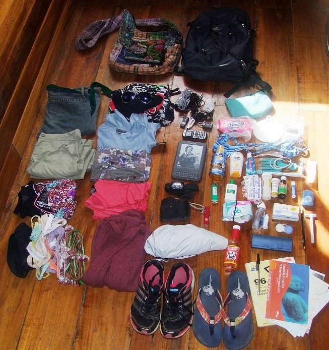 2fd448059036 Packing Light with Only Four Clothing Items and One Day Pack ...