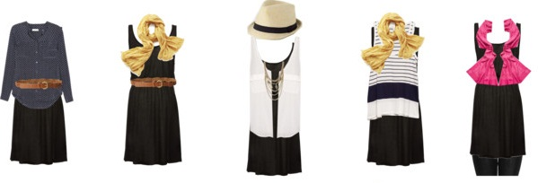 Womens Travel Clothing Little Black Travel Dress Travel Fashion Girl