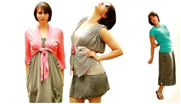 Versalette Convertible Travel Clothing