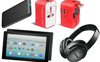 6 Must-Have Gift Ideas for the Techie Traveler