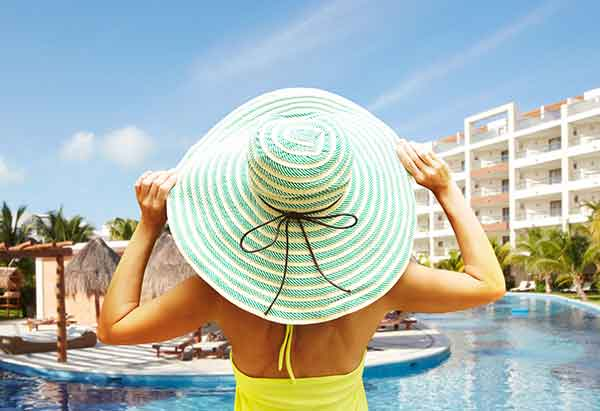 10 Piece Packing List for Vacation in the Riviera Maya, Mexico