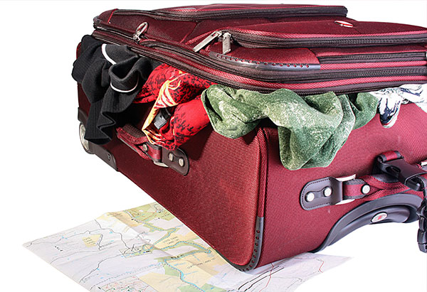 How to Avoid Overpacking with 20 Awesome Tips
