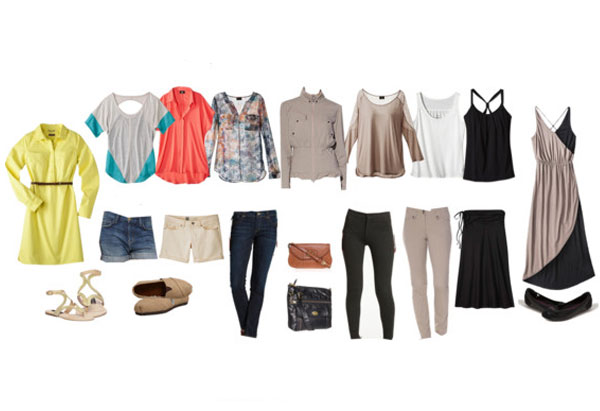 15 Piece Maximista Packing List: TFG Signature Capsule Wardrobes