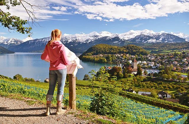 What to Pack for Switzerland: Packing List for Year Round ...