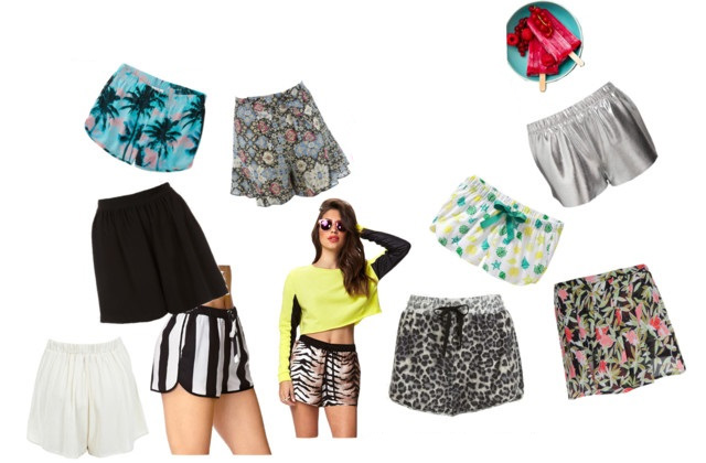 Cute Shorts for Summer Travel