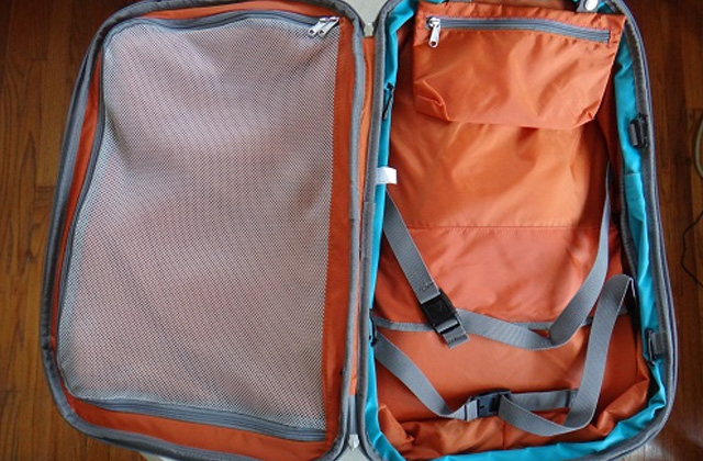 Carry On Backpacks: eBags Weekender Convertible Review