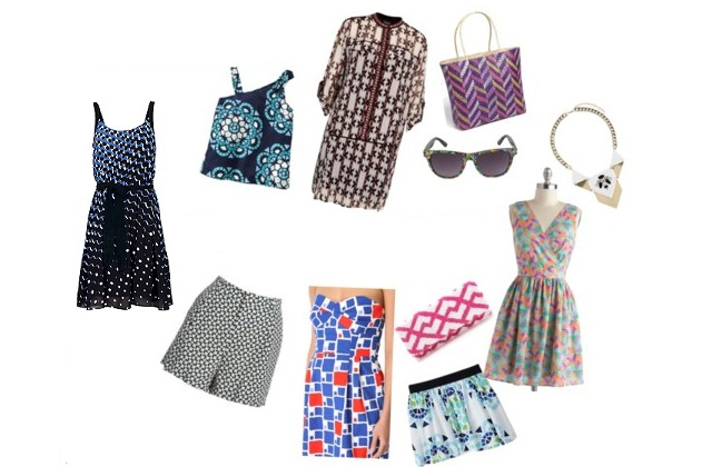 Last Minute Summer Vacation Style Ideas
