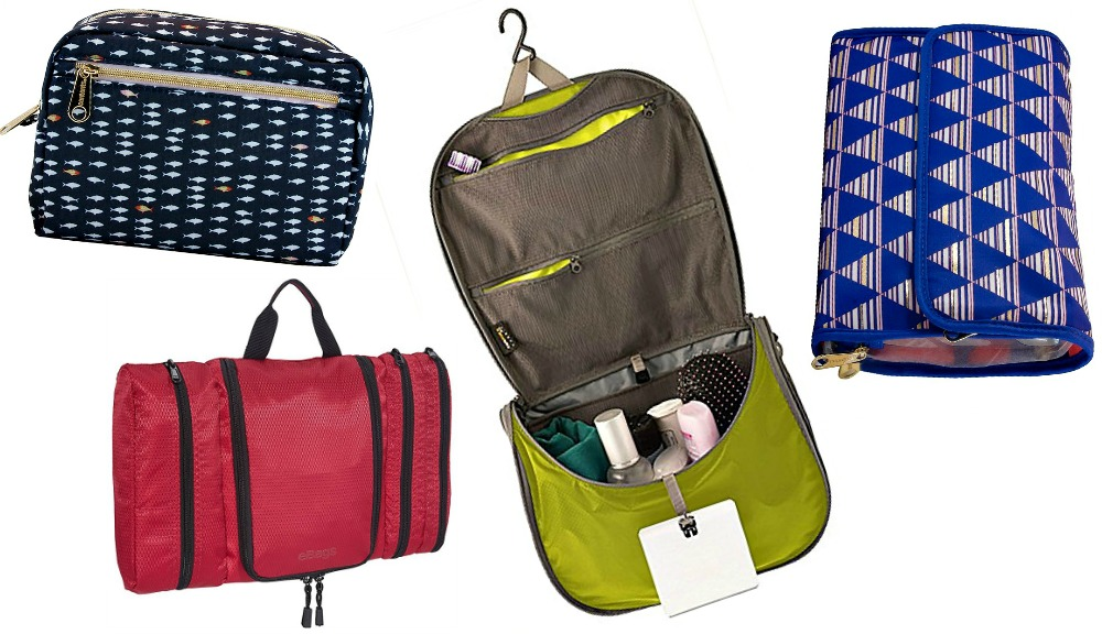 10 Best Toiletry Bags for Travel: Which will you choose?