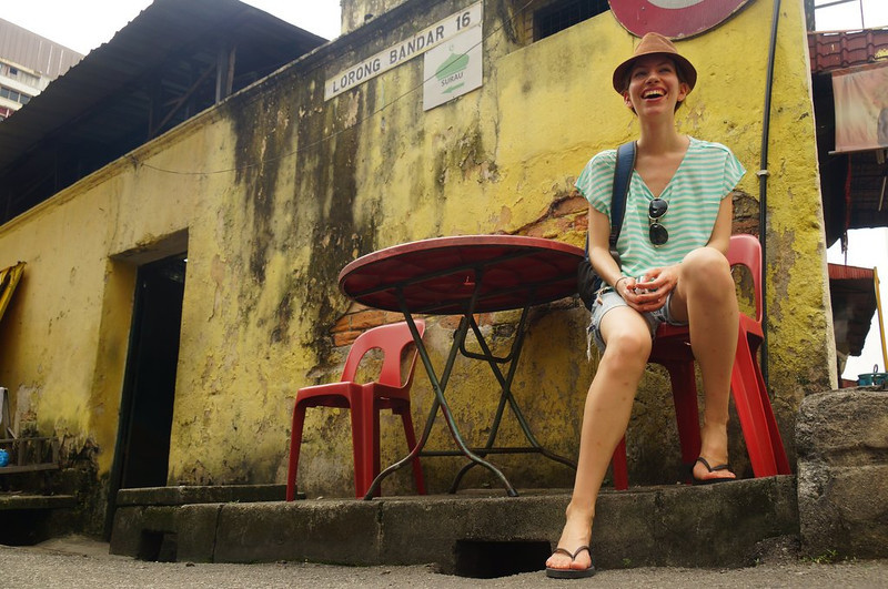 """Interview with Stylish Audrey from """"That Backpacker"""""""
