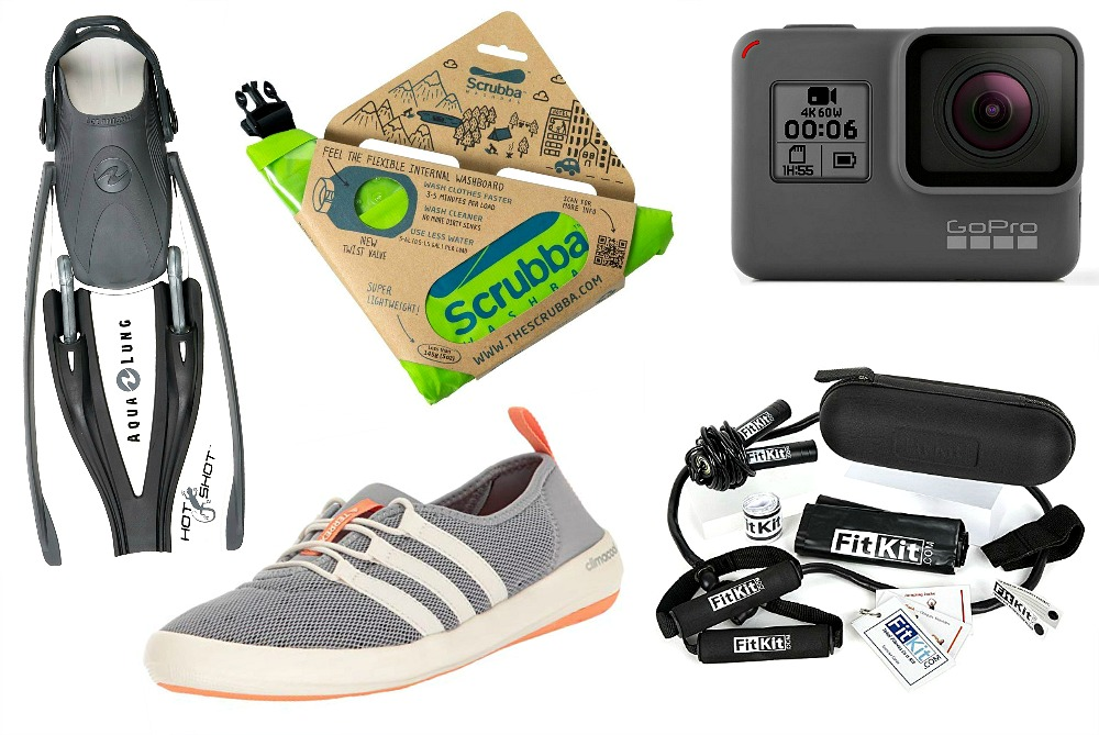 9 Gift Ideas for Active Travelers