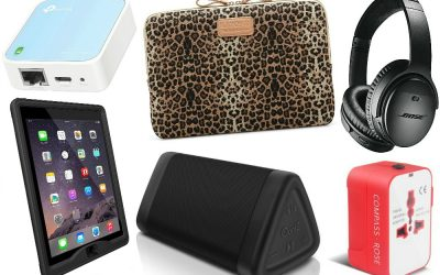 Top 10 Travel Gifts for Gadget Gals