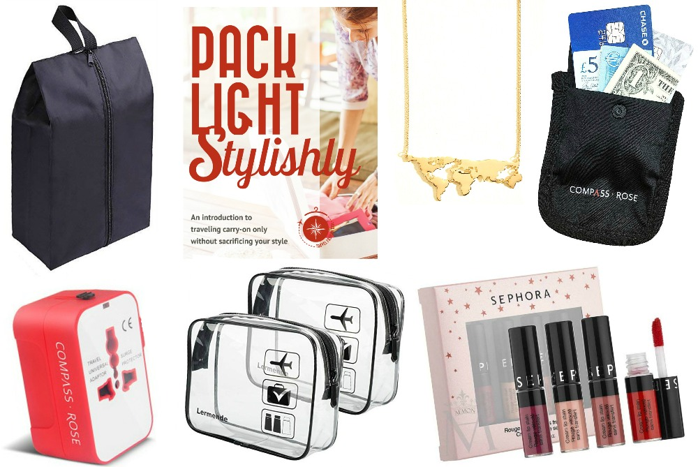 Budget Gifts for Travelers: 25 Stocking Stuffers under $25