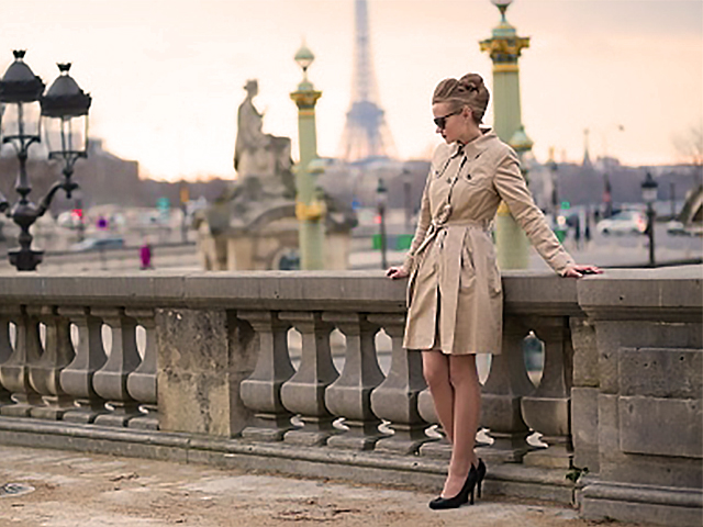 Beauty Belle: 10 French Girl Inspired Fashion Tips