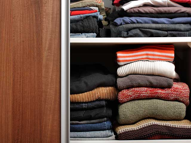 Alternate Uses for Packing Cubes Organize your Closet Space