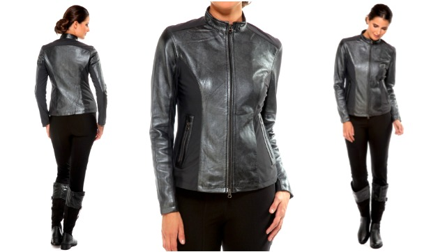 Leather Travel Jackets for Europe: Loretta Anatomie Review