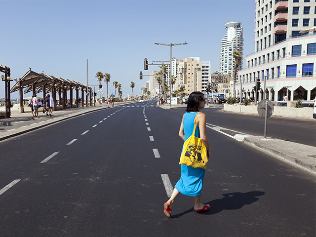 Experience the Best of Tel Aviv  Street Style