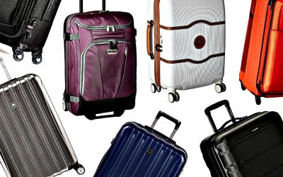 The Best Suitcases for Travel