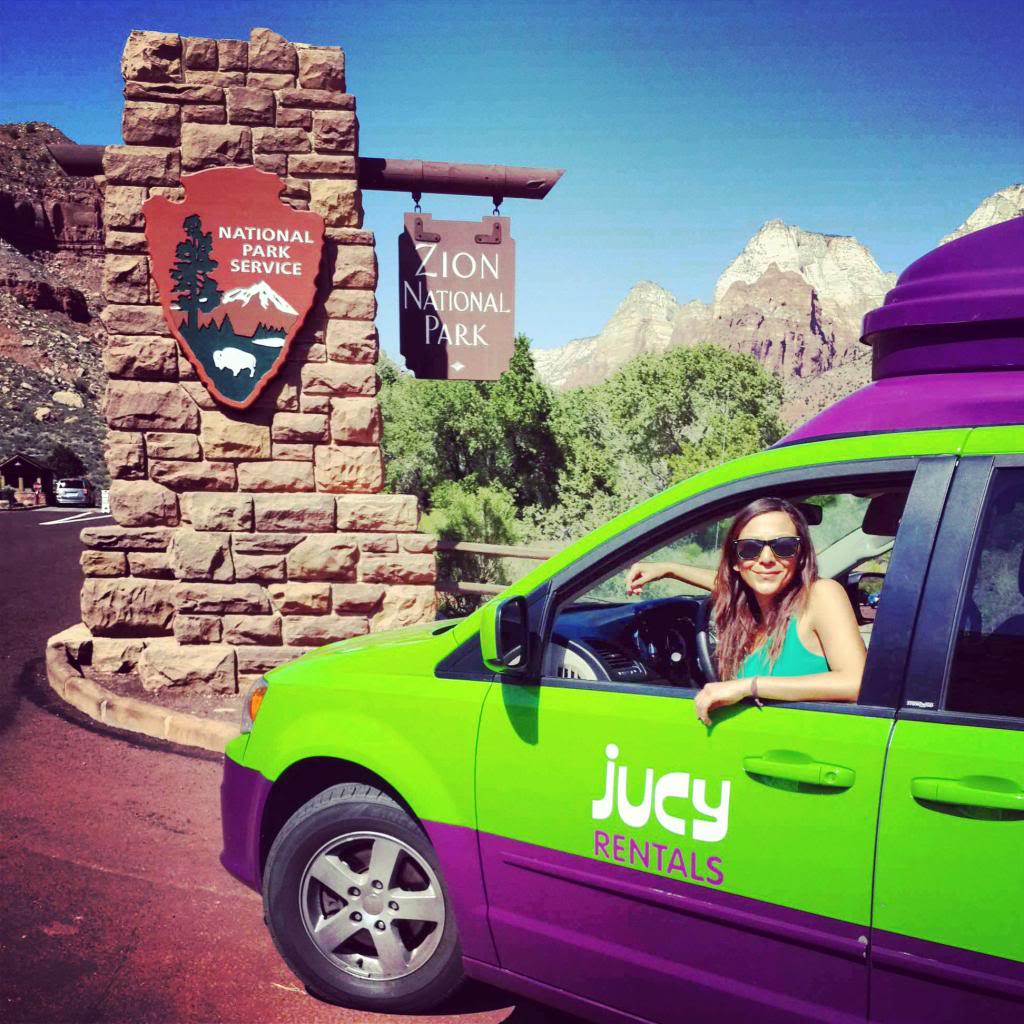 Jucy Camper Rental Review: The Ultimate Glamper-Van!