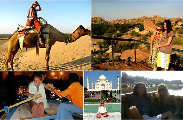 Travel the World with Rachel's Hippie in Heels