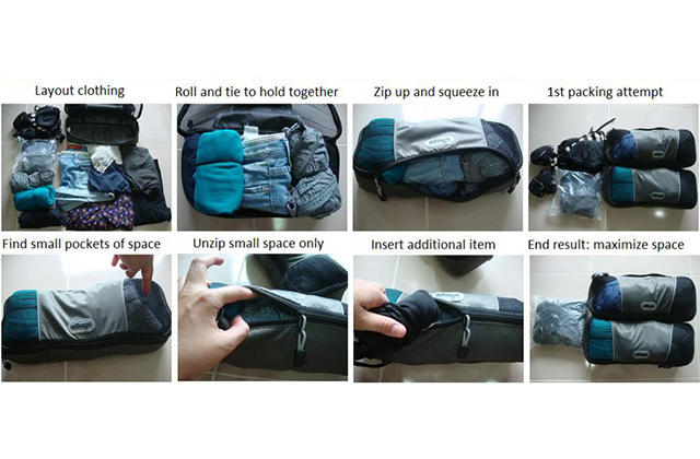 Packing Cubes: Are they Really Worth the Money?