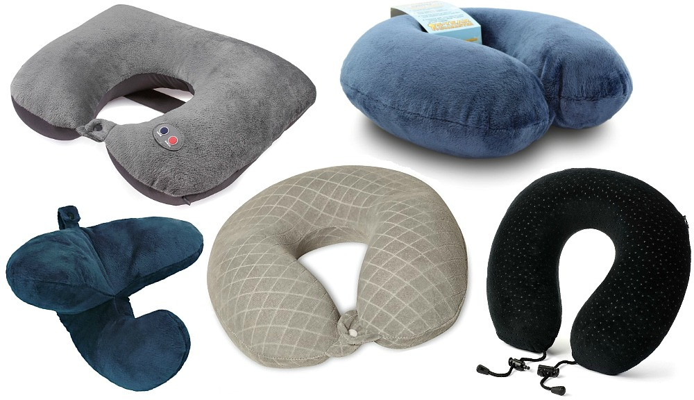 Neck Pillow Styles: Top 10 Best Sellers for Travel