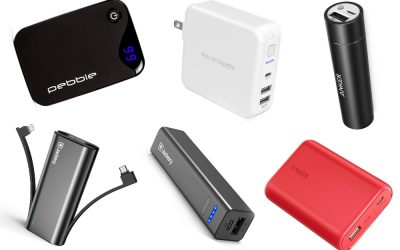 Best Portable Power Bank Chargers for Travel