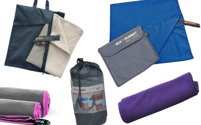The Best Travel Towel Styles for Ultra-light Packing