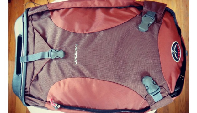 Rolling Backpack: Why the Osprey Meridian Doesn't Work for Me