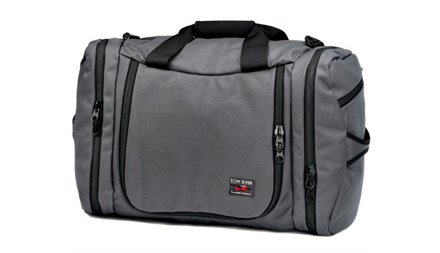 Tom Bihn Convertible Travel Backpack: Aeronaut Style