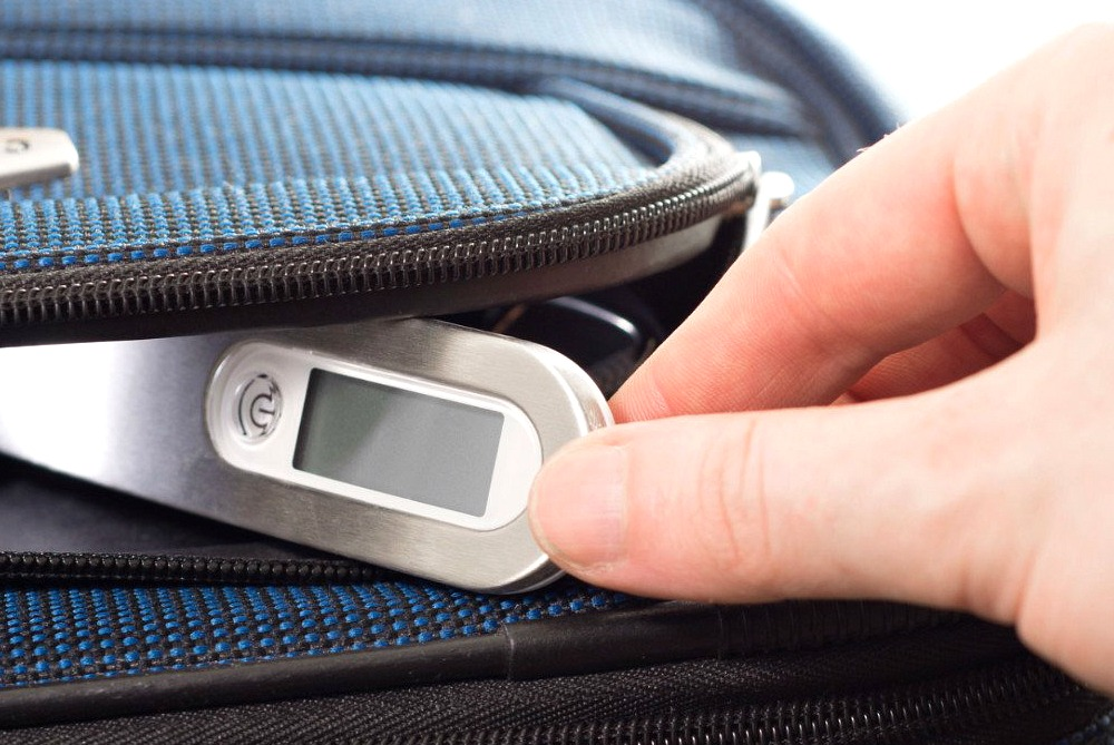 Eliminate Excess Baggage with a Digital Luggage Scale