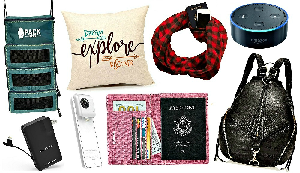 49 Unique Gifts For Travelers