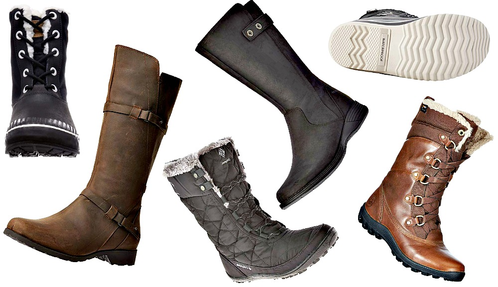 0d902652ec9 Best Women's Waterproof Boots to Wear for Winter Travels