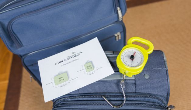 Airline Baggage Allowance Cheat Sheet (instant download!)
