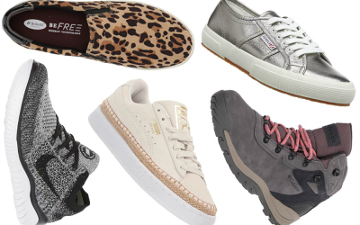 10 Best Fashion Sneakers for Women That Don't Skimp on Comfort