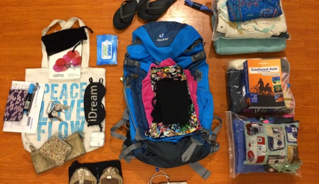 Packing for Southeast Asia: How to Travel with 7 Kilograms or Less