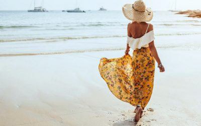 What to Wear with a Maxi Skirt: 6 Jetsetter Styling Ideas