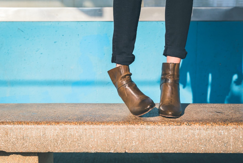 How to Wear Ankle Boots for Fall Travel