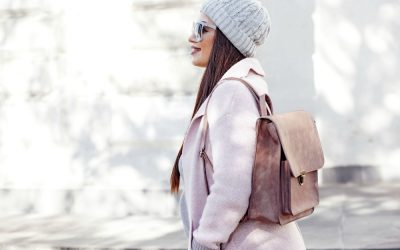 Best Winter Coats to Brighten Up Your Drab All-Black Travel Wardrobe