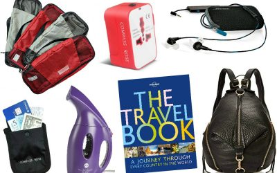 These are Great Gifts for Travelers that Are Always on the Go