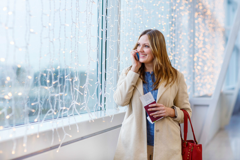 In a Travel Fashion Rut? Here are 9 Fashionable Plane Outfits for the Winter