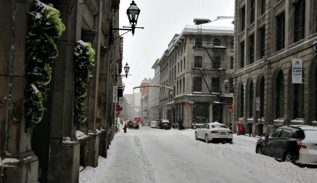 What To Wear In Montreal In Winter