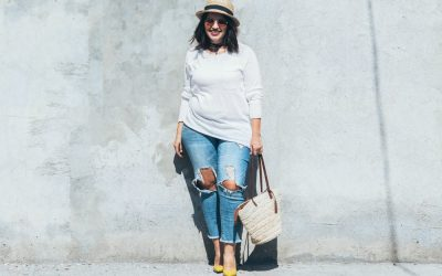 Plus Size Travel Clothes for Women: 11 Vacation Wardrobe Essentials
