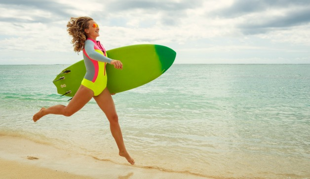 Athletic Bikini Styles and Cute Sporty Swimsuits for Active Travelers