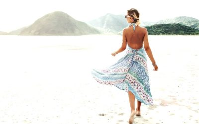Beach Dresses You Can Wear On and Off The Sand