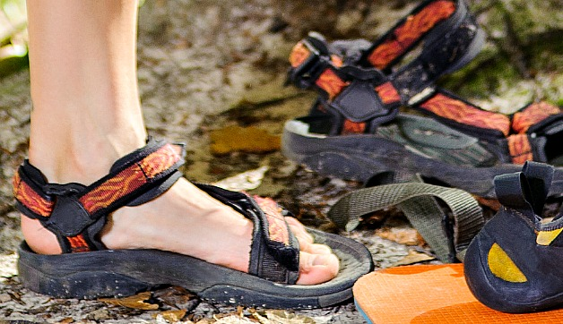 4 Best Womens Outdoor Sandals: Reader's Choice