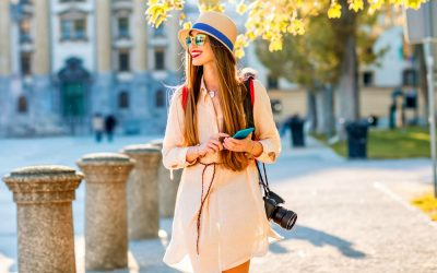 How to Wear a Shirt Dress: 6 Vacation Outfit Ideas