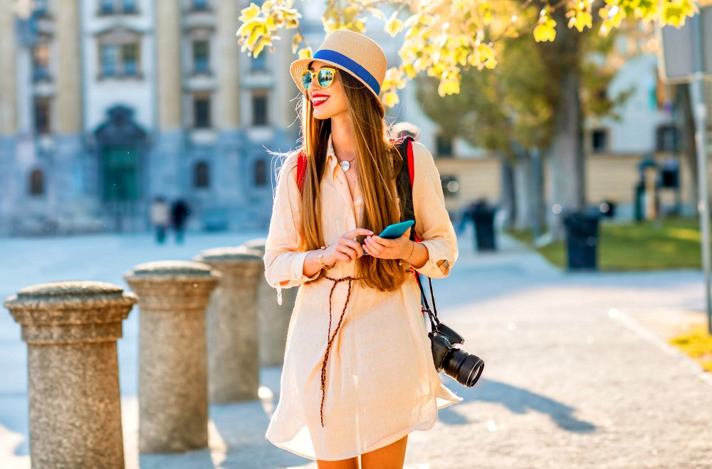 1c875351 How to Wear a Shirt Dress: 6 Vacation Outfit Ideas