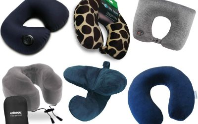Best Travel Pillow Styles to Support Your Neck and Head for Better Sleep on Flights
