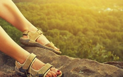 Shoes for Active Travelers that Don't Want to Wear Traditional Womens Sport Sandals